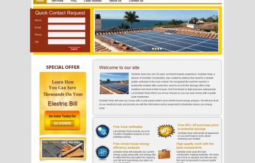 Goldstar-solar.com