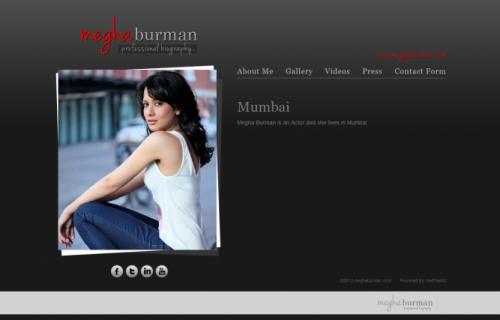 Megh Burman