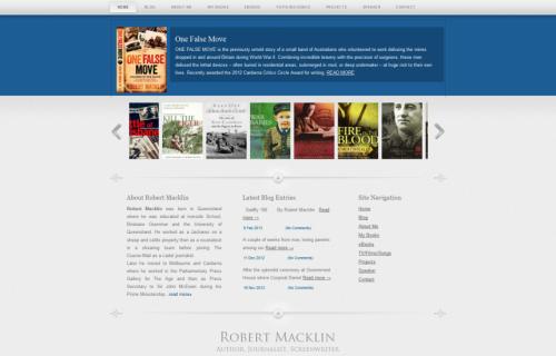 Robert Macklin