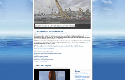 Sea Work 2012