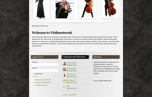 Violin Network