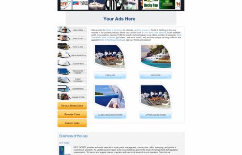 World of Yachting